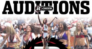 Ottawa REDBLACKS auditions for Cheerleaders for 2014 cfl.