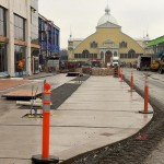 Construction Work at Lansdowne Park Next Week – August 4, 2014
