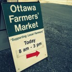 Farmers' Market will return to Lansdowne Park in the Fall