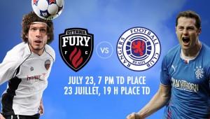 Ottawa Fury FC Games