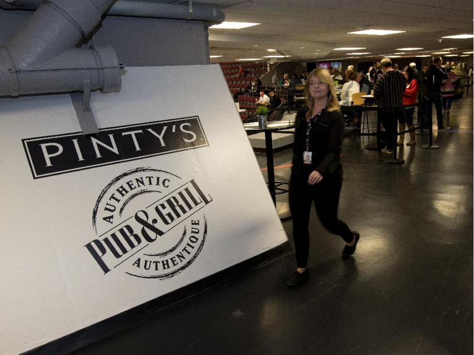 Pinty's Pub and Grill at Lansdowne Park TD Place