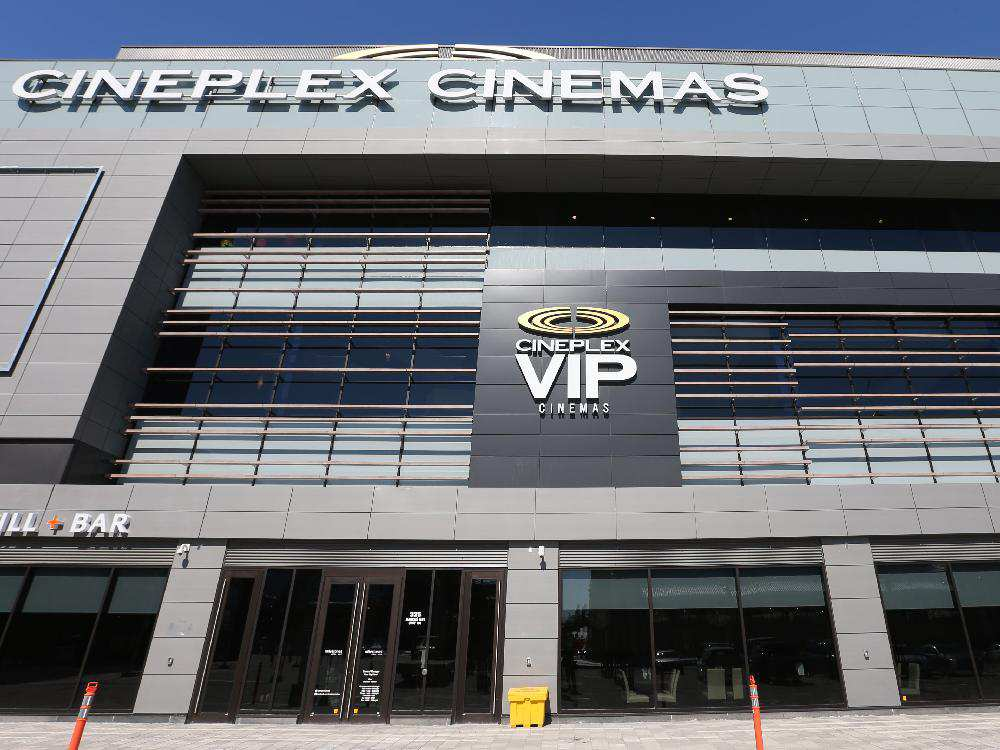 Lasndowne Cineplex VIP theatre