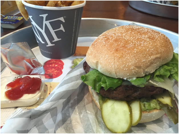 South Street Burger and NYF at Lansdowne Park