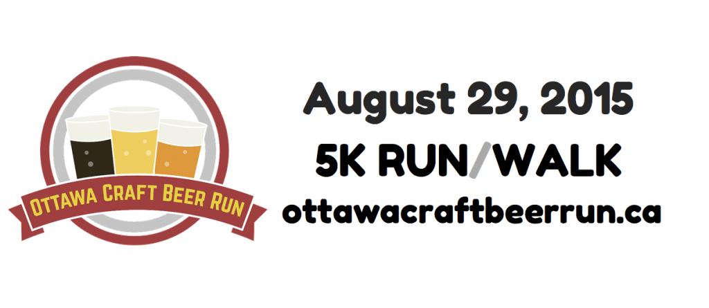 Ottawa Craft Beer Run 2015